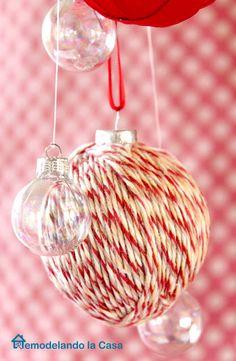 DIY - Christmas Ball Ornament