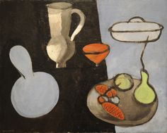 Henri Matisse. Gourds. Issy-les-Moulineaux, 1915-16 (dated on painting 1916). MoMA, NYC | by renzodionigi