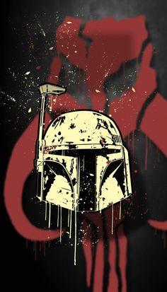 Boba Fett Wallpaper, Star Wars Wallpaper, Star Wars Pictures, Star Wars Images, Star Wars Fan Art, Star Trek, Star Wars Boba Fett, Boba Fett Art, Star Wars Tattoo