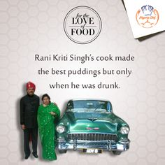 This proves, a drink is good, #ForTheLoveOfFood. #DrinkResponsibly