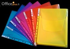 Brighten up your office with these colourful expanding pockets with protective flap! Designed to hold up to 200 pages! Hold On, Office Supplies, Pockets, Color, Design, Naruto Sad, Colour, Colors