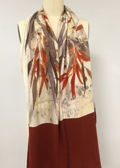 Sylvia Riley, Eco Dyed Fashion Silk Painting, Shibori, Timeless Design, Elegant, Unique, Fabric, Style, Fashion, Classy
