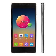Cubot S208 Android 4.2 MTK6582 Quad Core 5 inch 3G Smartphone