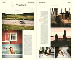 il world report magazines designers and editorial origen periodico newspaper by krysthopher woods via behance