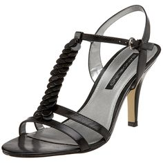 Bandolino Women's Randelle Ornamented Sandal *** Don't get left behind, see this great  product : Block heel sandals