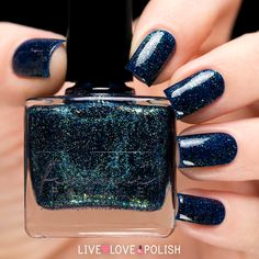 Femme Fatale After Dark Nail Polish (Blogger Collab Collection) (PRE-ORDER SHIP DATE 11/4/16)