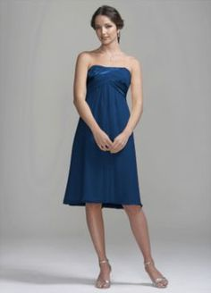 Bridesmaid Dresses by Color by Davids Bridal Have each one pick out their own dress