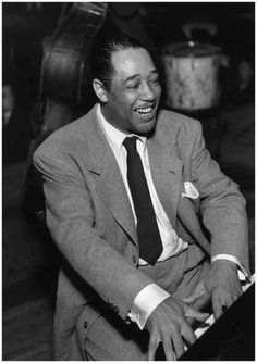 """Duke Ellington, A Jazz Musician during the Harlem Renaissance, was thought to represent """"The New Negro"""" through his music."""