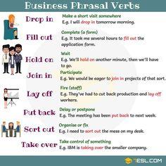 Easy Ways to Learn Phrasal Verbs in English - ESL Buzz