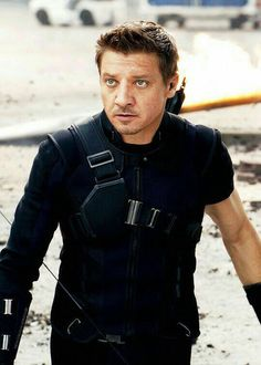 Jeremy Renner as Hawkeye The Avengers, Hawkeye Avengers, Loki Thor, Loki Laufeyson, Jeremy Renner, Stan Lee, Marvel Comics, Marvel Heroes, Marvel Dc