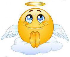 Angels hear your prayers.