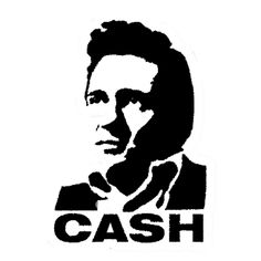 johnny cash caricature - Google Search