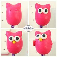 owl cake pop tutorial 4