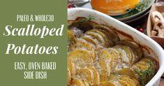 paleo scalloped potatoes
