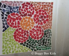 Mosaic Flower Patterns | more information about mosaic flower patterns on the site http www ...