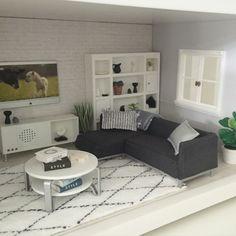 Lundby living room