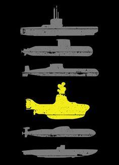 Yellow Submarine part b of possible tattoo