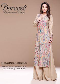 94eea8d297 Bareeze Pakistani Casual Wear, Pakistani Suits, Pakistani Couture, Pakistani  Dresses, Pakistan Wedding