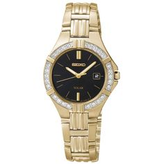 Seiko Ladies Core / #SUT090 / Regular Price: $295.00 /  | In-stock watches are 25% OFF and catalog orders are 20% OFF! | Click website for watch details | Andrew Gallagher Jewelers, Newark, DE | 302-368-3380 | WE SHIP!!! DON'T FORGET! There is NO Sales Tax in Delaware!!! |
