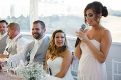 A flawless maid of honor speech can't be hastily written on your phone at the wedding reception — it takes time, at least a few drafts and a lot of practice. Here's how to write a maid of honor speech that will garner a standing ovation. Best Man Wedding Speeches, Best Speeches, Wedding Ceremony, Wedding Dress, Wedding Speech Order, Bride Speech, Beach Wedding Groomsmen, Wedding Bridesmaids, Maid Of Honor Speech
