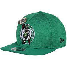 c70d5d99834 Men s New Era Heathered Kelly Green Boston Celtics Pin Collection  Adjustable Snapback Hat. NBA Caps   Hats