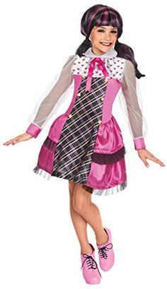 Rubie's Costume Monster High Draculaura Child Costume, Small ** Find out more about the great product at the image link.