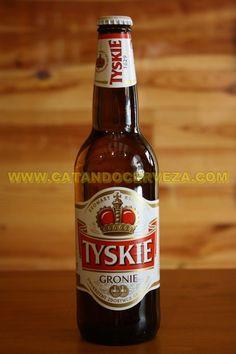 Comprar cerveza Tyskie Gronie en la mejor tienda para comprar cerveza online http://www.catandocerveza.com/cervezas-rubias/1-comprar-cerveza-tyskie-gronie.html el mejor regalo posible por ser útil, económico, original y sabroso!