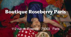 Boutique Roseberry Paris