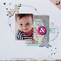 A Project by michellerose from our Scrapbooking Gallery originally submitted 12/31/12 at 09:03 AM