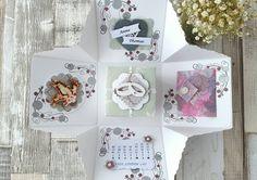 Pop Up Wedding Card - Personalised Wedding Card - Unique Wedding Card - Wedding Gift Box - Wedding Money Box - Exploding Wedding Box by ElvishWind on Etsy Money Box Wedding, Wedding Gift Boxes, Card Wedding, Wedding Gifts, Elvish, Small Cards, Memorable Gifts, Small Gifts, Personalized Wedding