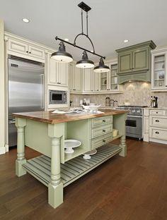 Beautiful kitchen grand scale living pinterest for Avanti kitchen cabinets