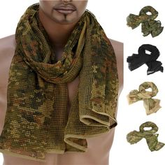 By keeping your neck warm you will conserve energy on those cold days. #green #ecofriendly #healthyplanet #environment #gifts #lifestyle #greenhome #gogreen #ourplanet Arab Scarf, Cheap Scarves, Military Camouflage, Muslim Hijab, Hunting Clothes, Cotton Scarf, Neck Warmer, Gorgeous Men, Plaid Scarf