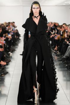 Maison Martin Margiela Couture Lente 2015 (10)  - Shows - Fashion @blackswanballet