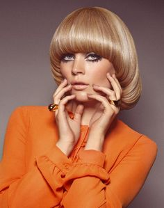 how many of us had this hair in the 70's?????