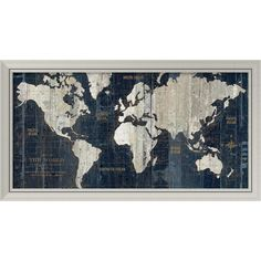 Small push pin travel map only countries framed world map small push pin travel map only countries framed world map handcrafted wood frame 17x24 personalized wedding anniversary gift by wayfaren gumiabroncs Image collections