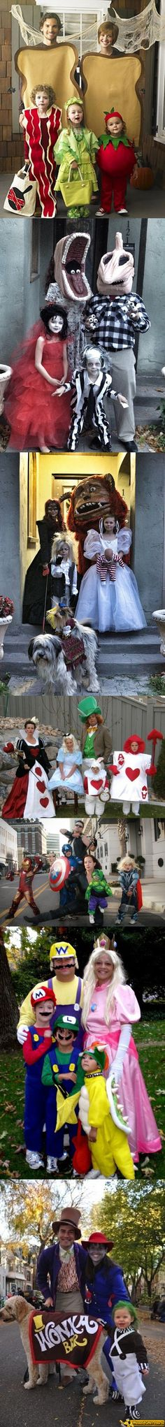 Ideas for Halloween -