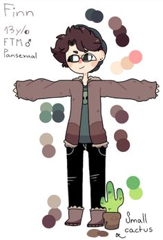 This ref isn't done already! I have to put his supplies, but thats not so important for now! ^^' ask for export #happypillsoc
