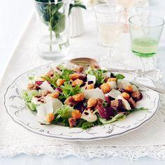 Poro caesar salaatti