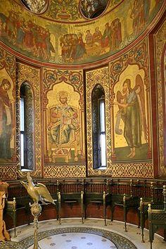 iglesia abacial o episcopal, Bisterica Manastiri, Curtea de Arges, región de Valaquia, Rumania, Europa