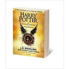 Harry Potter 8 : Harry Potter et l'enfant maudit