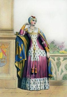 Middle ages gothic clothing. Medieval England costume. Princess dress idea. Cotehardie. Eight-Gore Dress