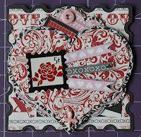 {Guest Designer} - Valentine's Telescoping Card by NinaN