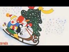 Vánoční pohádky - YouTube Winter Time, Audio Books, Literacy, It Cast, Kids Rugs, Animation, Youtube, Songs, Retro