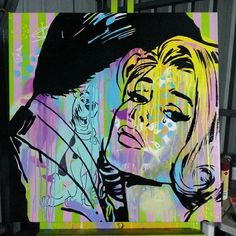 Another amazing pop art