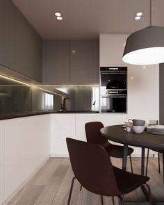 Wandpaneele für küche  Wandpaneele für Küche als Spritzschutz und dekorative Tapete ...