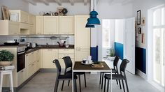 Italian Style Small Kitchens