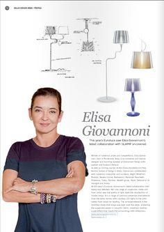 Liza by Elisa Giovannoni on Darc Magazine