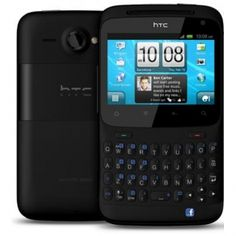 HTC A810E Chacha Black - Android & the physical keyboard. Cool stuff.