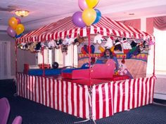 Circus Party Decorations on Carnival Booth Decorations   Hawaii Dermatology