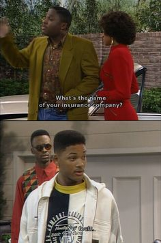 On bad driving: | Community Post: 30 Times The Fresh Prince Was The Wittiest Person On '90s TV